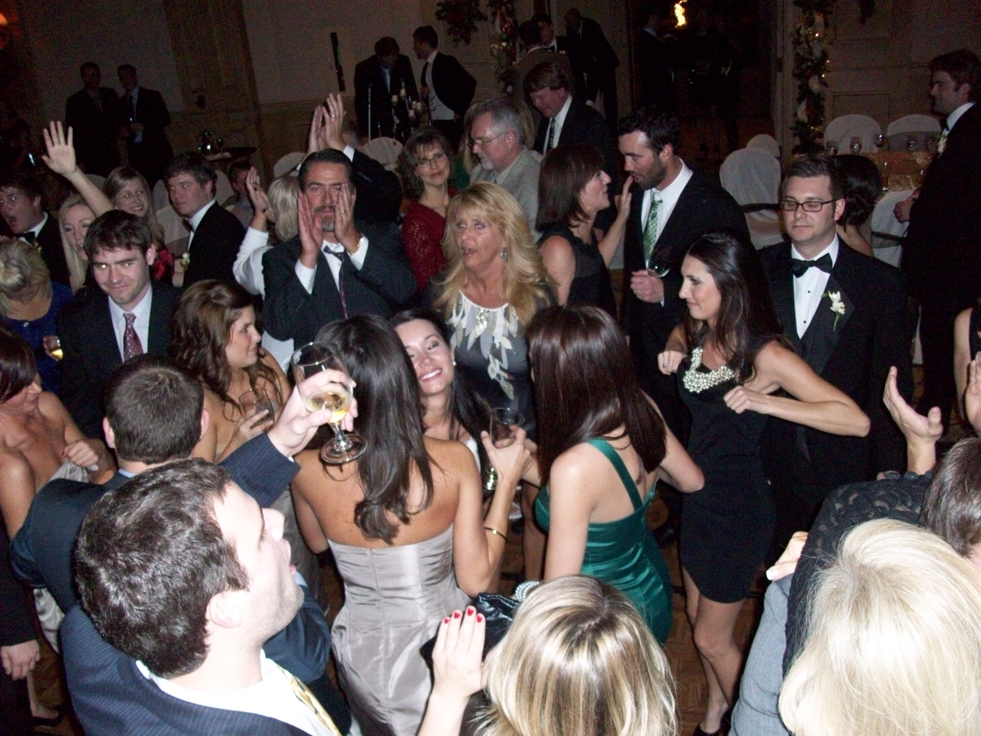 Lindsay Cook Wedding Party