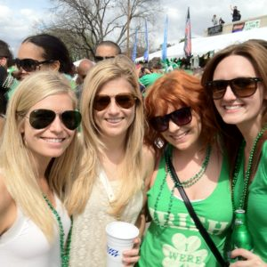 St. Patty's Day on Greenville