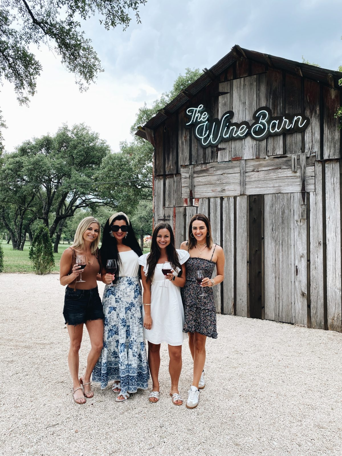 TEXAS WINE COUNTRY trip