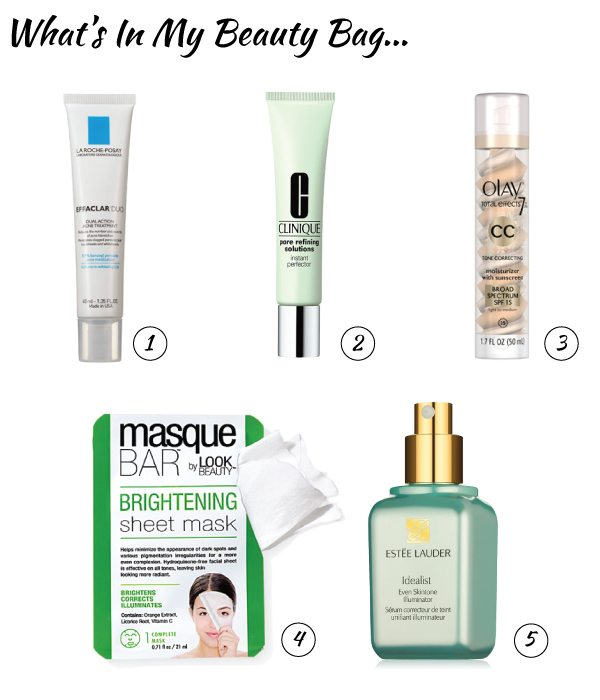 Beauty Bag: Face