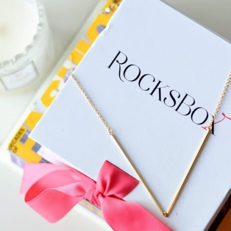RocksBox Gorjana Griffin necklace