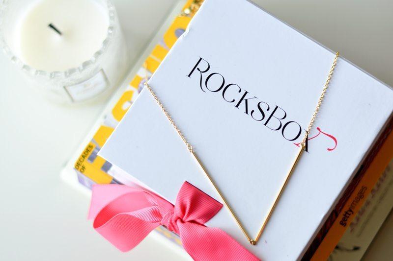 RocksBox Gorjana Griffin necklace
