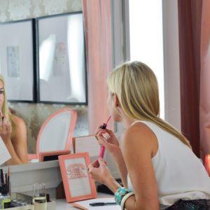 Beauty Tips at Blushington