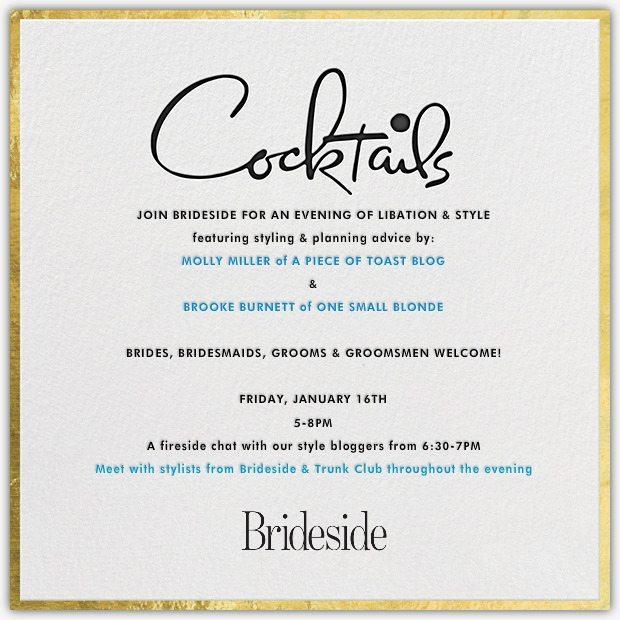 Brideside Event Dallas