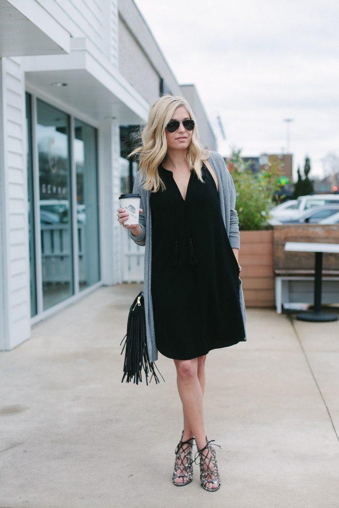 cooper and ella tassel dress