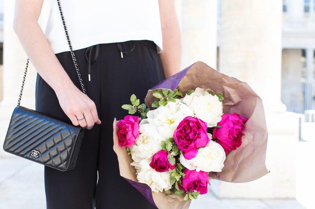 chanel WOC purse