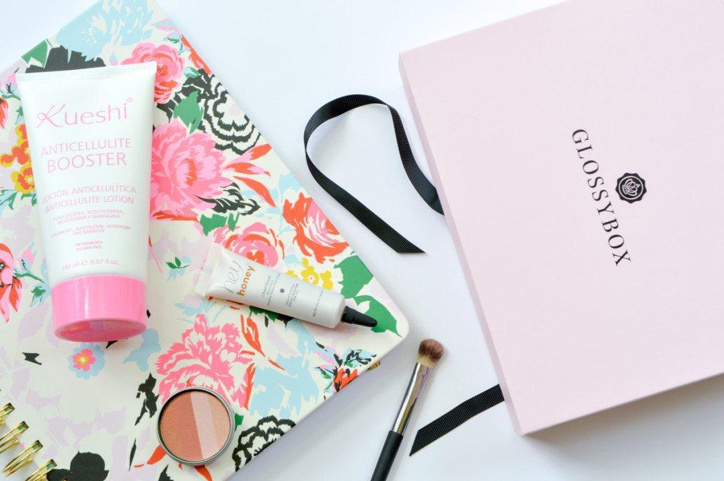glossybox-beauty box-beauty blogger dallas