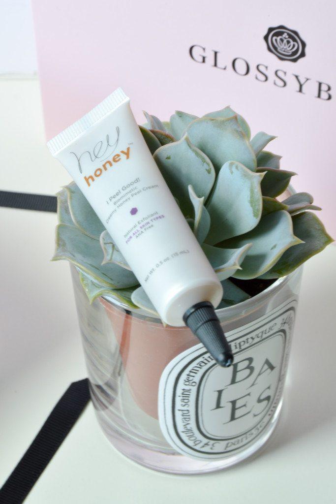 glossybox-summer mask-beauty mask