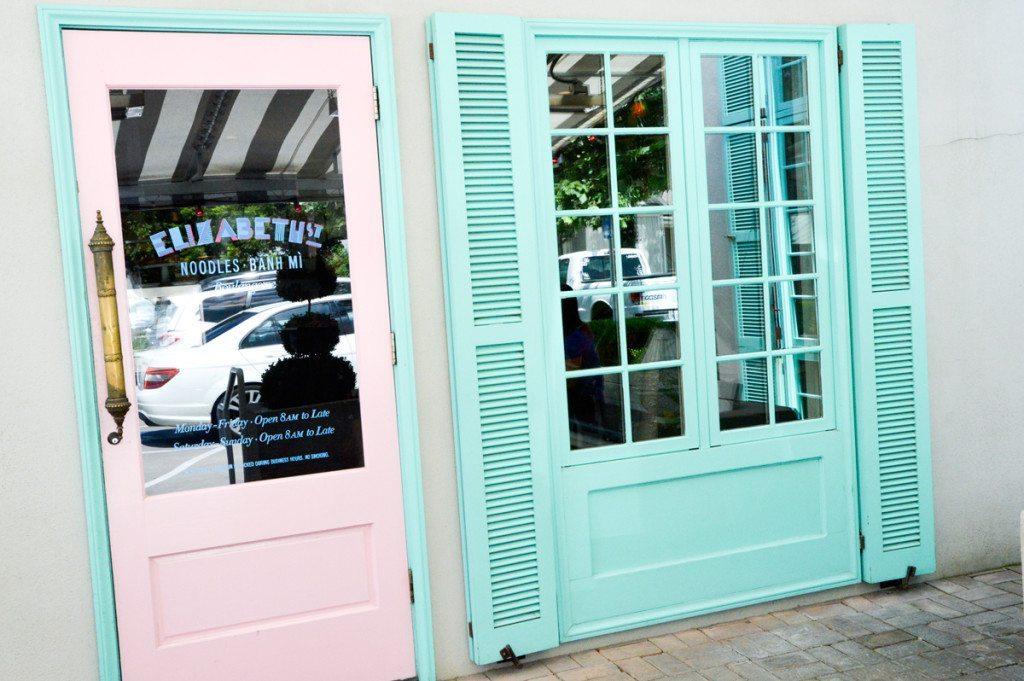 Elizabeth street cafe austin tx