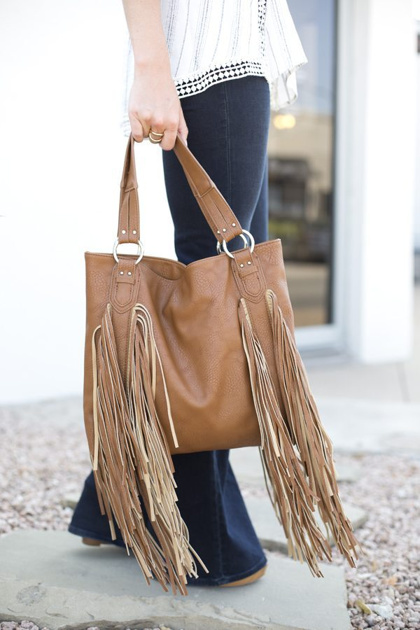 fringe satchel-urban originals-fall purse