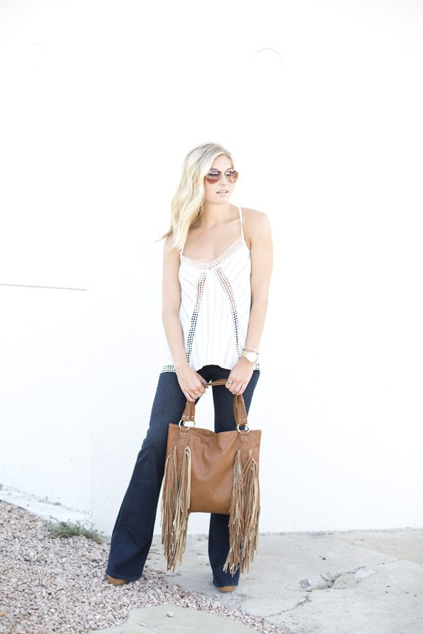 retro chic-flare jeans-dallas fashion blogger