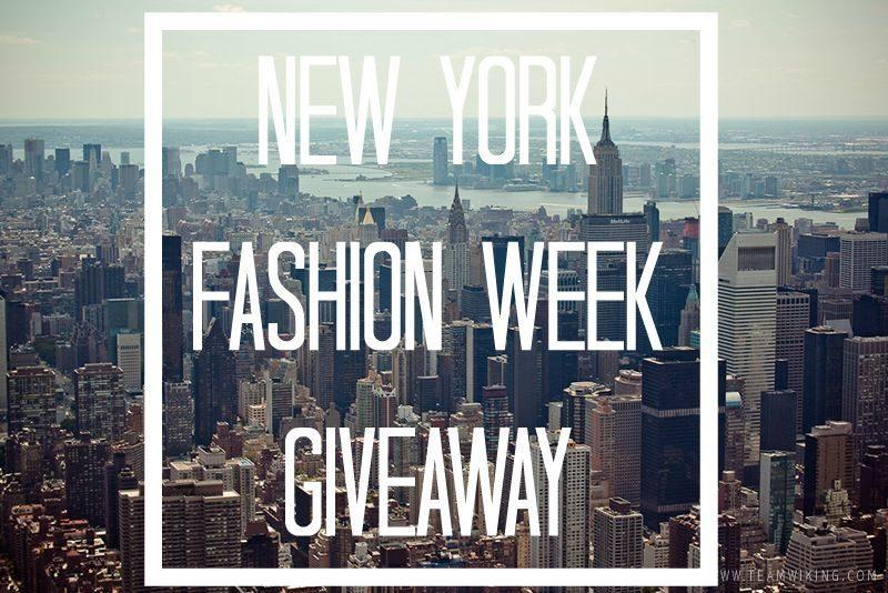 NYFW giveaway-new york fashion week-fall 2015