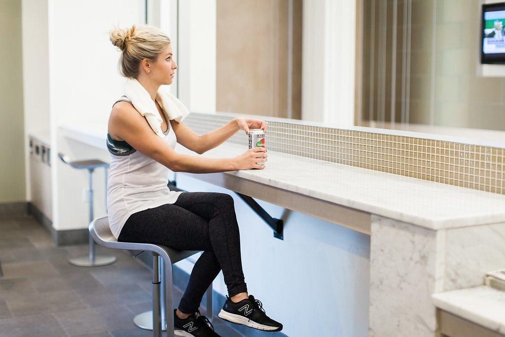 post workout equinox gym dallas