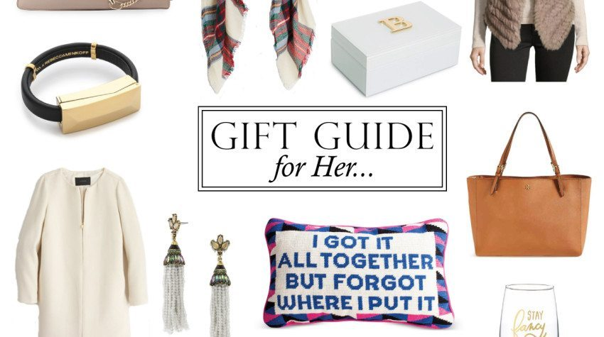 GIFTS FOR HER + NORDSTROM GIVEAWAY
