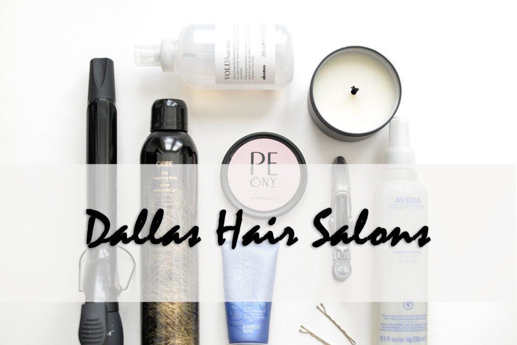 hair salons dallas