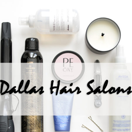 hair salons dallas