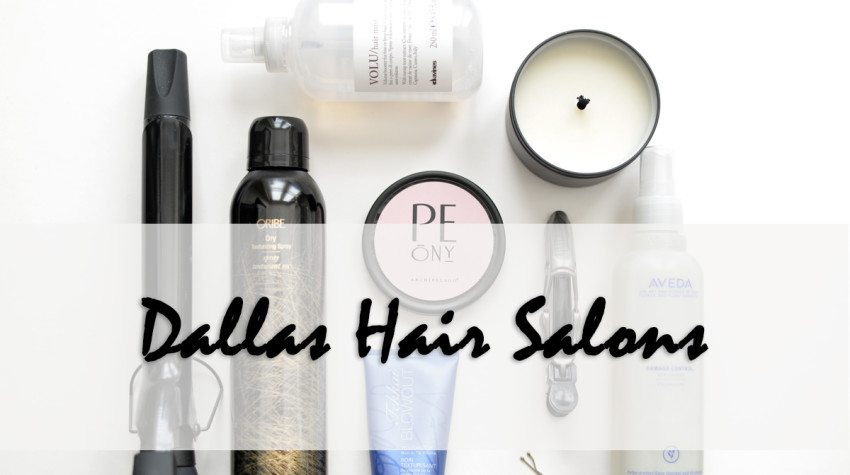 DALLAS HAIR SALONS