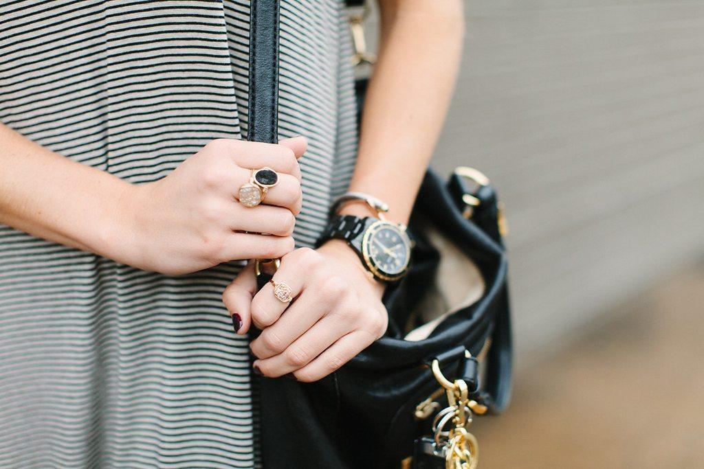 wrenn jewelry drusy rings