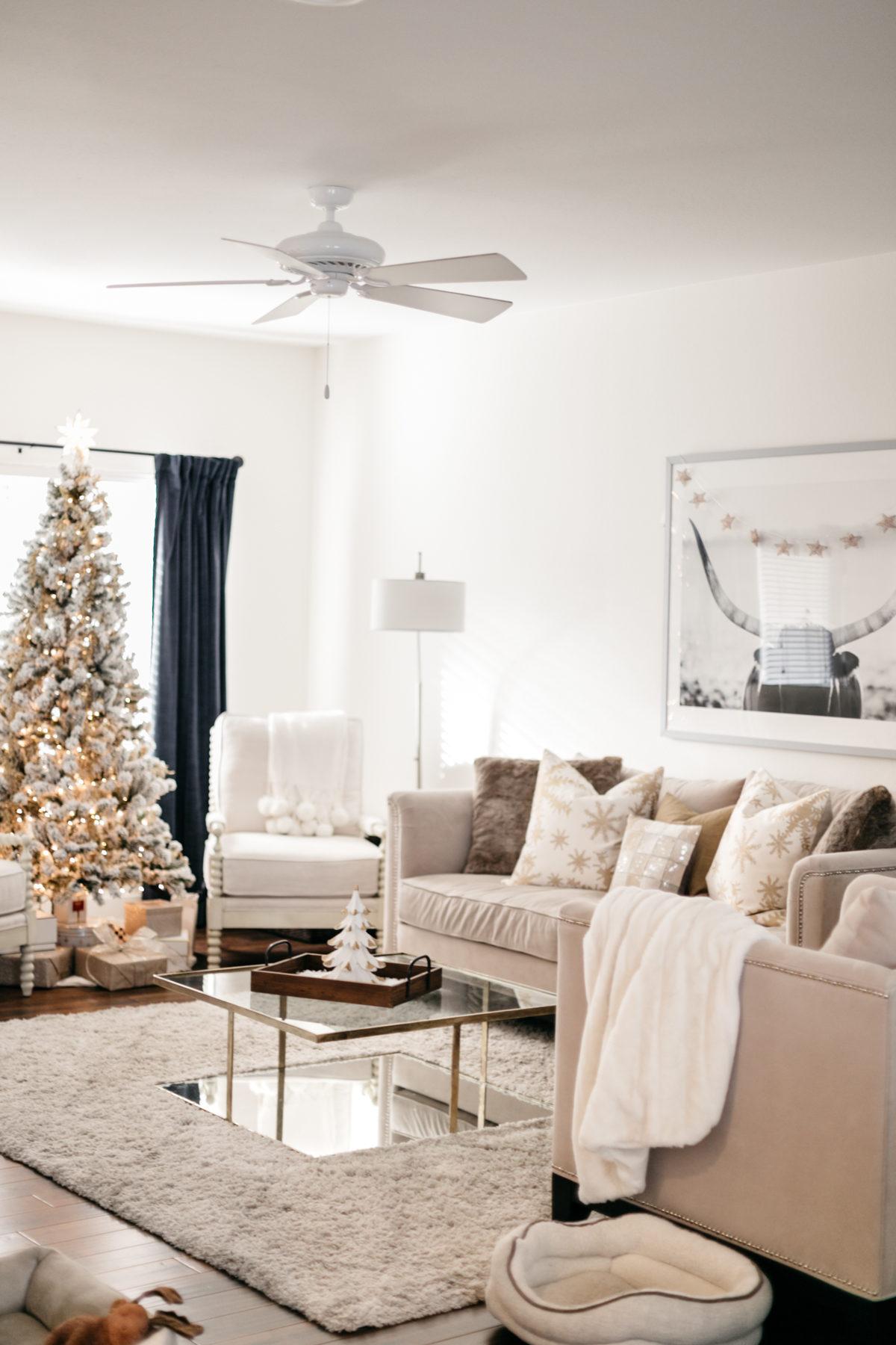 CHRISTMAS HOME DECOR - Living Room