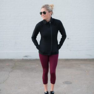 FITNESS GOALS + STYLE SQUARED CLOTHING