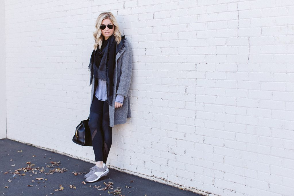 post workout outfit-casual winter workout wear