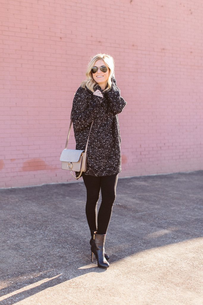 wilde heart sweater-black oversized sweater outfit-dallas fashion blogger