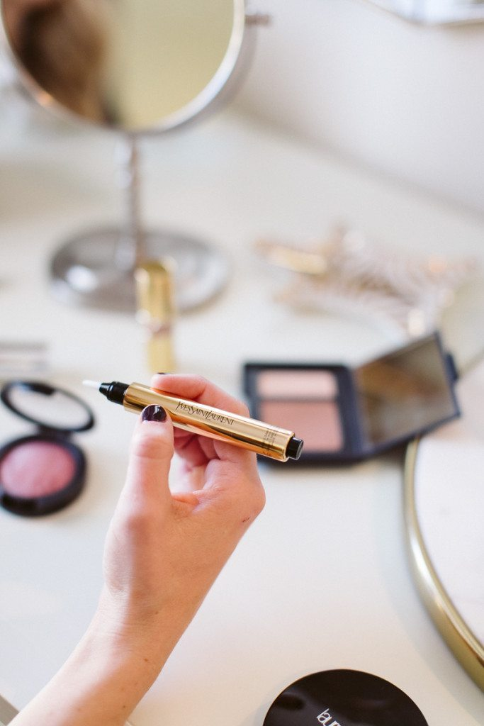 YSL touche eclat under eye highlighter