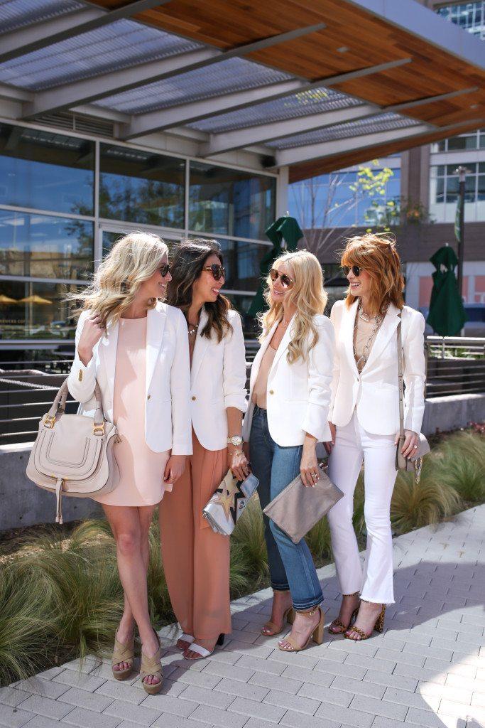 chic at every age white blazer-dallas bloggers