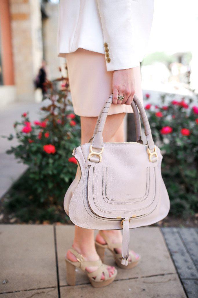 chloe off white satchel