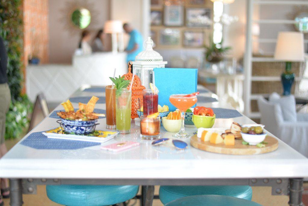 circa39 miami beach hotel wunder bar cocktails