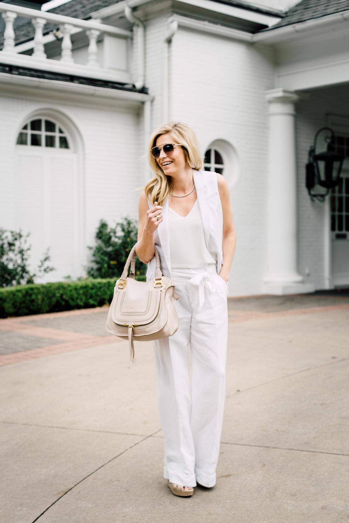 RS CON WHITE PARTY | One Small Blonde | Dallas Fashion Blogger