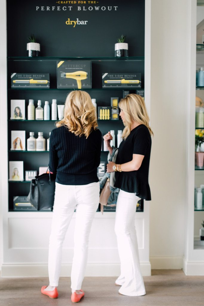 mothers day dry bar dallas tx
