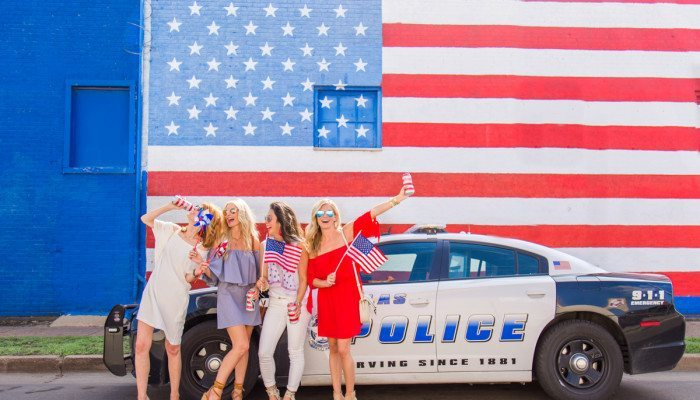4TH OF JULY SHENANIGANS WITH CHIC AT EVERY AGE