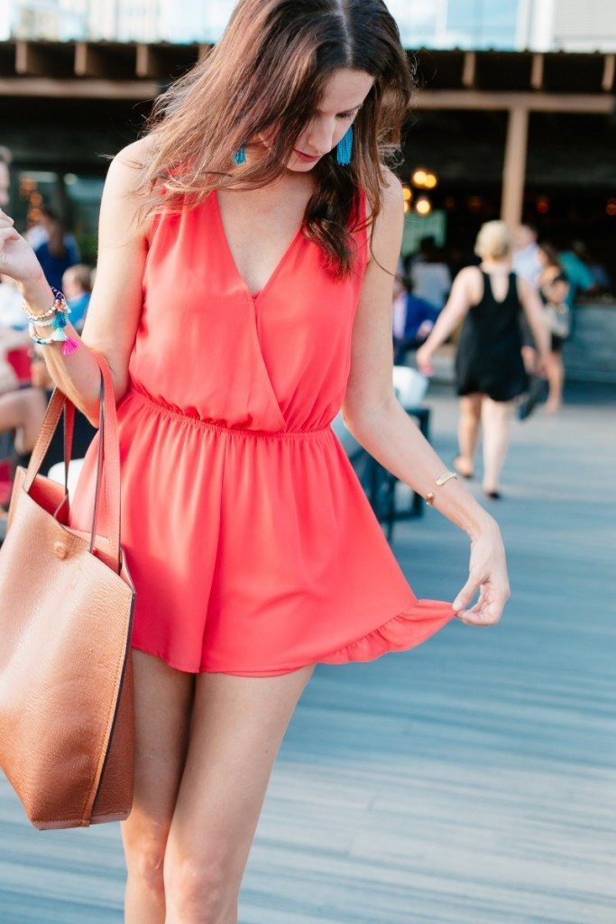 Girls Night Romper Guide