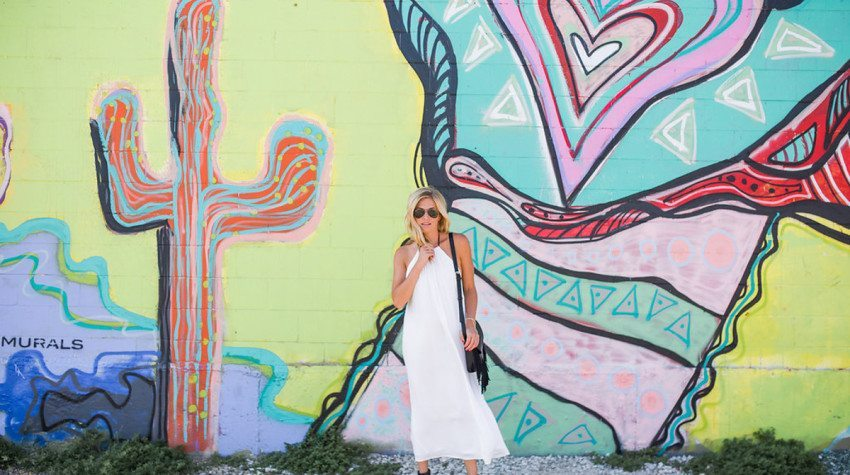 SUMMER WHITE MIDI DRESS