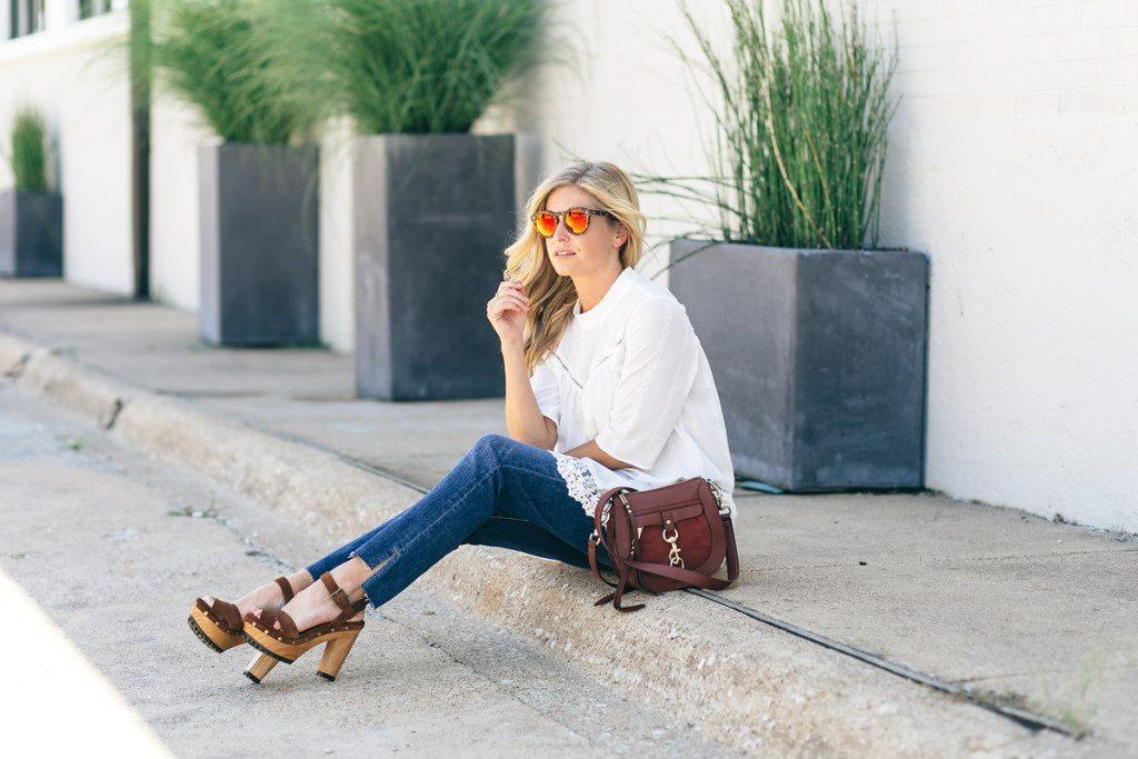how to wear nordstrom anniversary sale items - dallas fashion blogger - brooke burnett