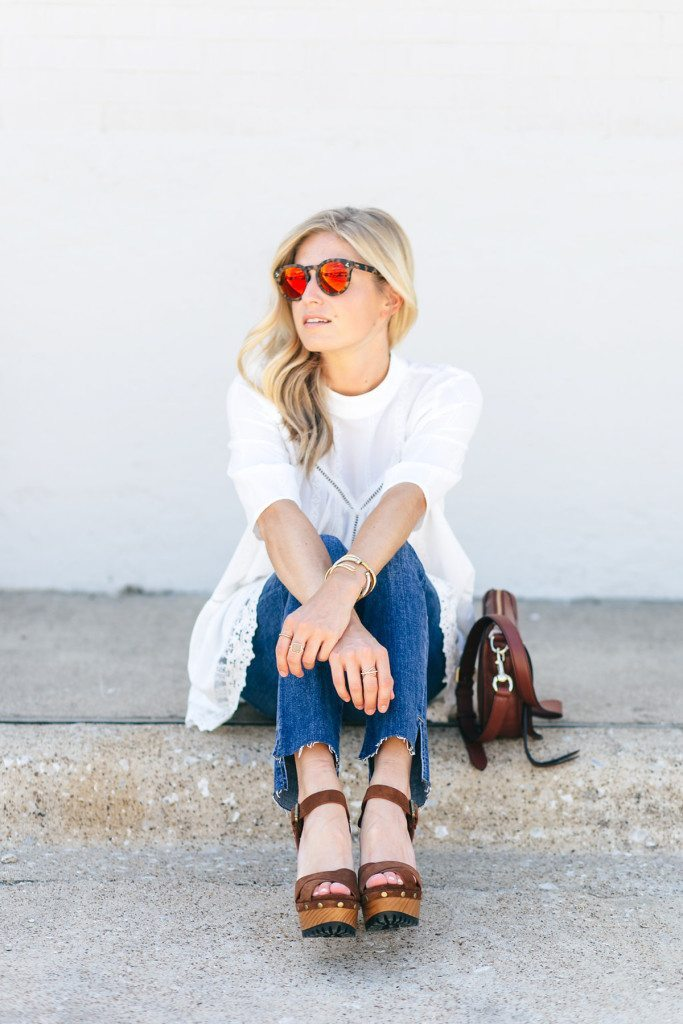 nordstrom anniversary sale fall outfit idea