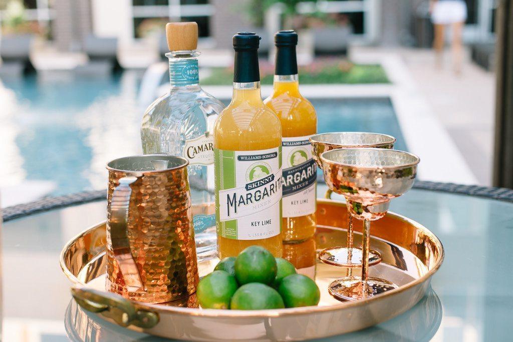 margarita mix - summer drinks - lime drink - margaritas