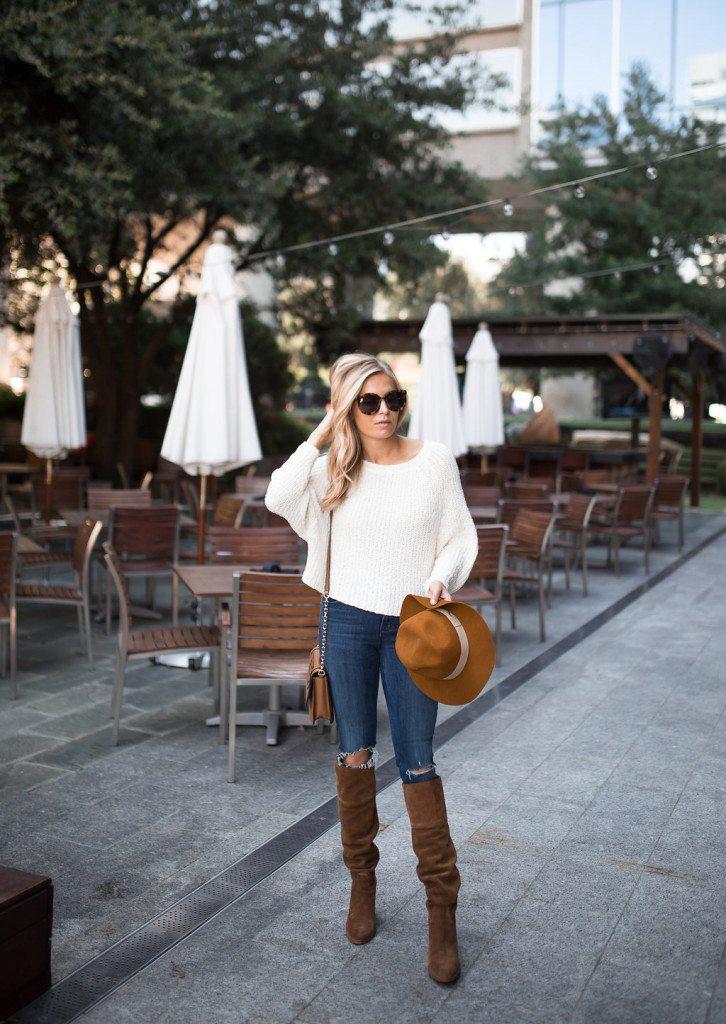 nordstrom sale fall outfit idea - dallas fashion blog - brooke burnett
