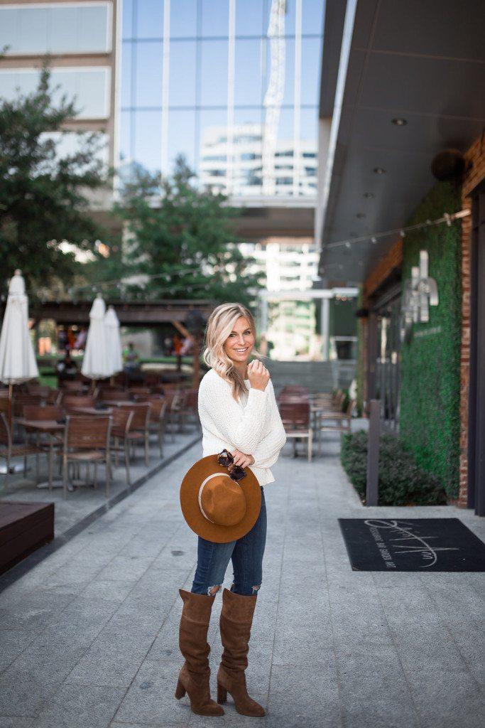 nordstrom sale fall outfit - brooke burnett - dallas fashion blogger