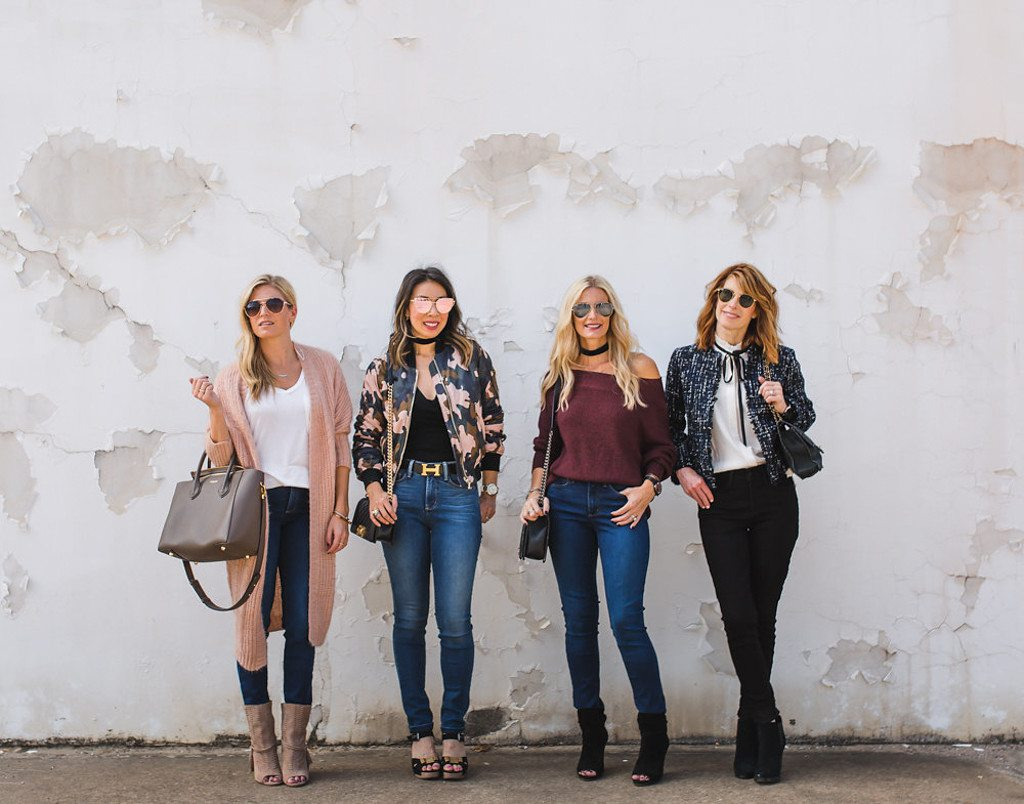 NYDJ uplift jeans - chic at every age - style for any age - uplift jeans NYDJ