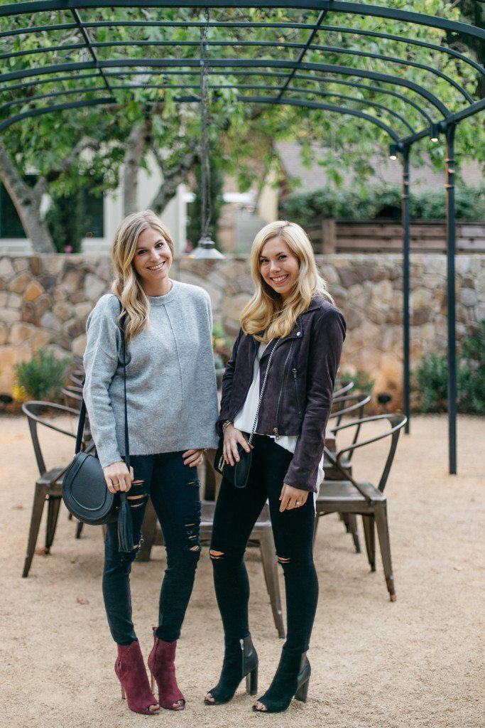 topshop zip side sweater - allyson in wonderland - dallas blogger - okc blogger - brooke burnett