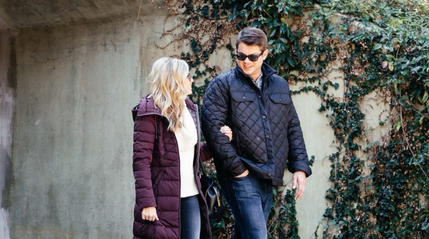 HIS + HER WINTER FAVORITES