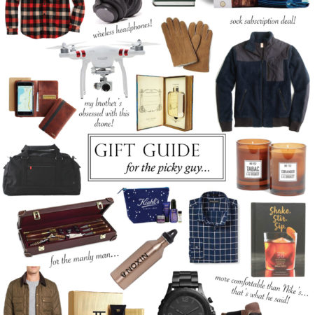 gifts for him 2016