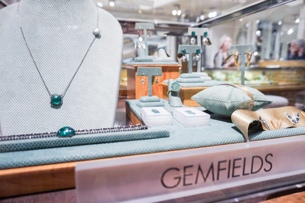 gemfields x muse jewelry