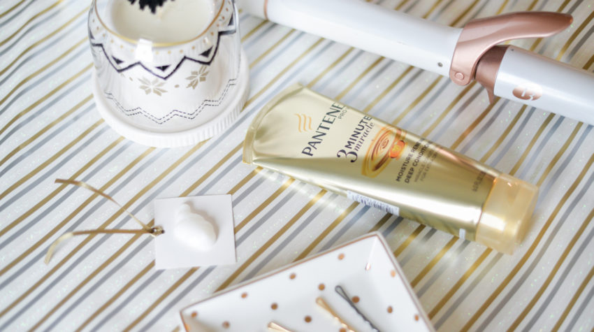 WINTER HAIR CARE WITH PANTENE