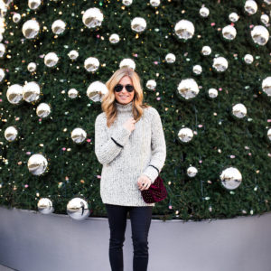 WINTER VIBES WITH NORDSTROM x TOPSHOP