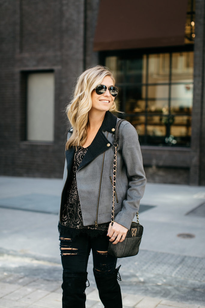 chic at every age lila p jacket