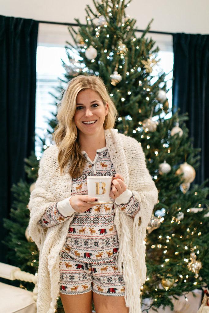 Pajama Christmas Party Ideas Part - 40: Christmas Pajama Party