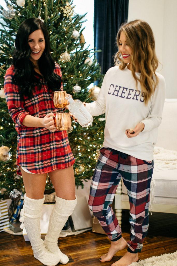 Pajama Christmas Party Ideas Part - 35: ... Christmas Pajama Party ...